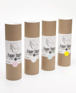 Paper Hippo kokers