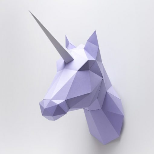Paper Horse paars