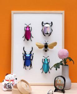 3d Insecten